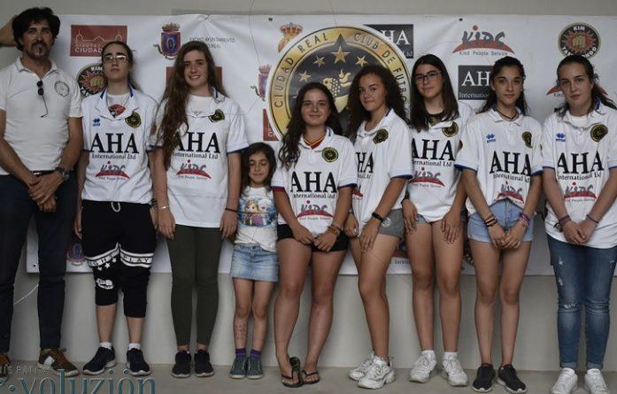 El fútbol femenino está de enhorabuena en Ciudad Real